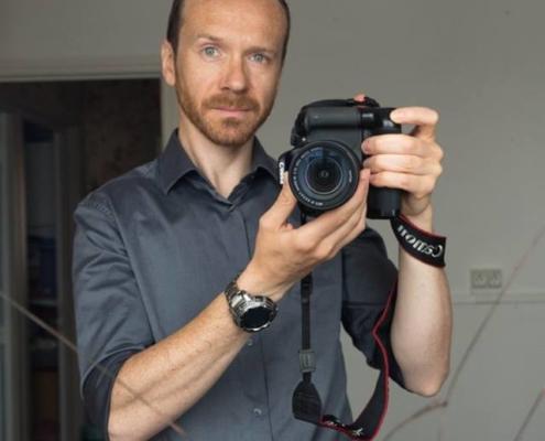 Portrait d'Olivier Lernoud