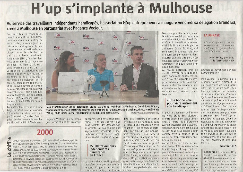 article h up mulhouse