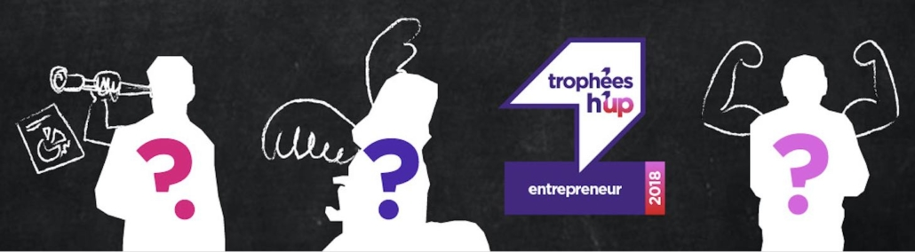 h-up entrepreneurs trophees handicap association