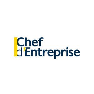 logo chef d entreprise