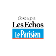Logo Groupe Les Echos Le Parisien